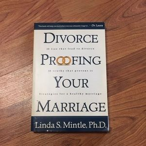 Divorce Proofing Your Marriage - Book